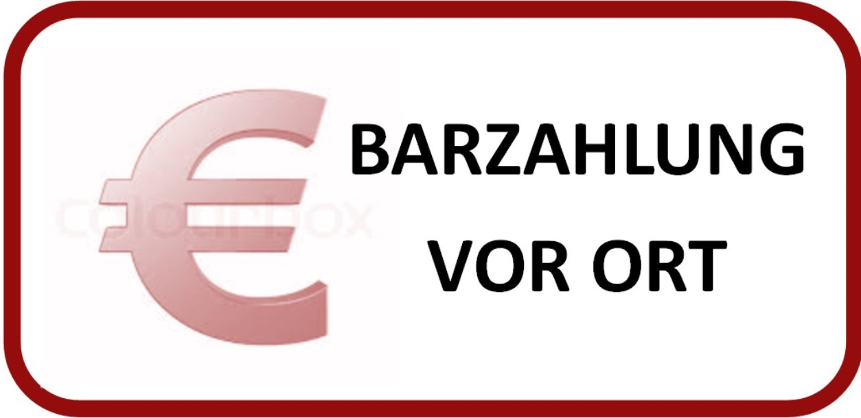 Button Barzahlung
