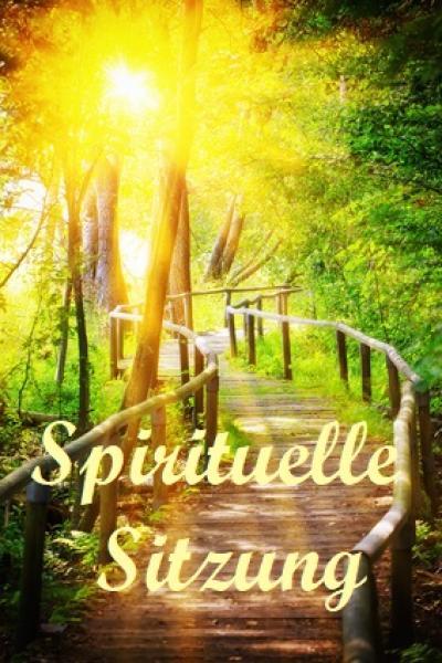 Spirituelle Sitzung